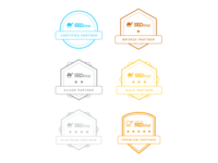 Final certified partner badges