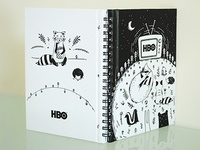 HBO Notebook