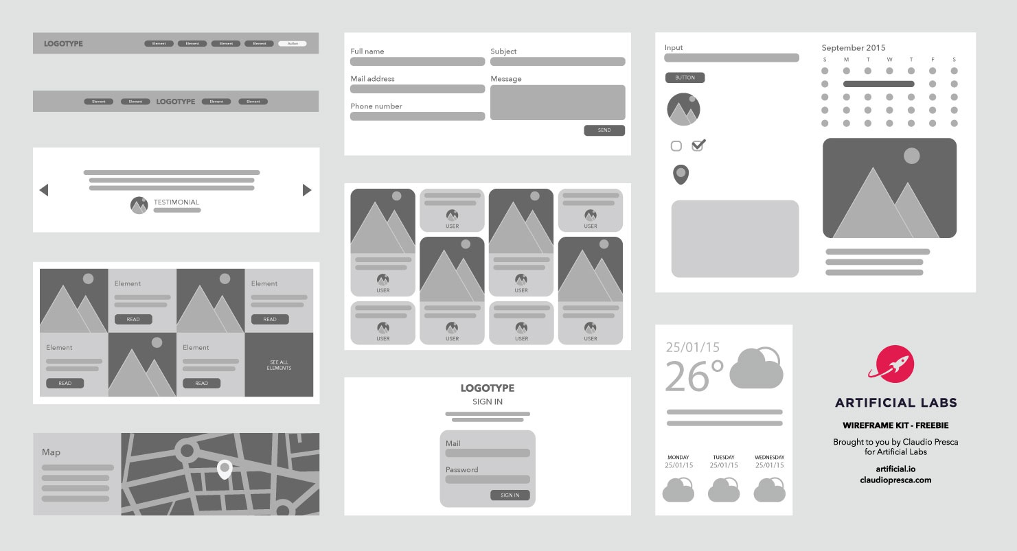Wireframes - co to jest?