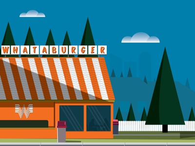 What a burger rendering architecture burger jay master design brand typography branding packaging identity logo illustration