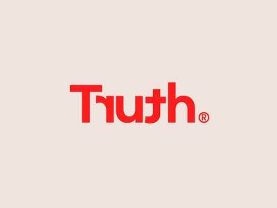 Truth badges backwards society politics lies truth custom typography print typography illustration branding packaging identity logo