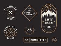 CMTE Badges
