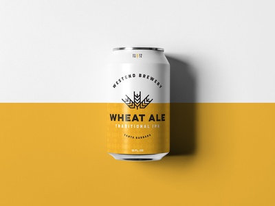 Westend Wheat Ale craft beer california austin committee jay master design westend brewery packaging bottle cans beer