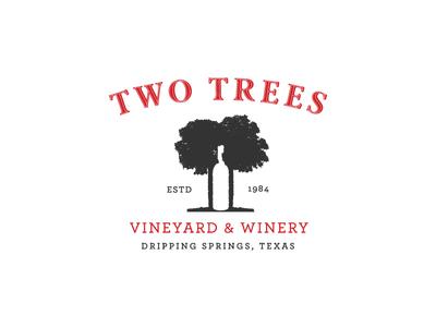 Two Trees Vineyard vineyard winery texas austin committee jay master design two trees vineyard packaging bottle wine
