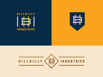 Hillbilly Industries craft beer california austin committee jay master design hillbilly industries packaging apparel clothing beer