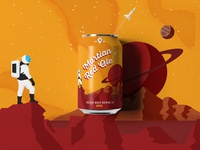 Martian Red Ale