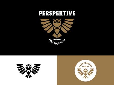 Perspektive skating skateboard package design brand package branding identity logo badges apparel packaging