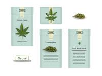 Grow - Lemon Haze