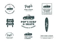 Pop's Surf & Skate