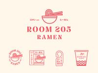 Room 205 Ramen