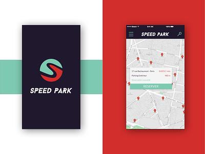 Speed Park speed park map
