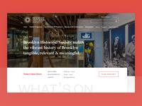Brooklyn Historical Society - Home