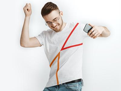 Anity® shopping bag t-shirt identity branding design