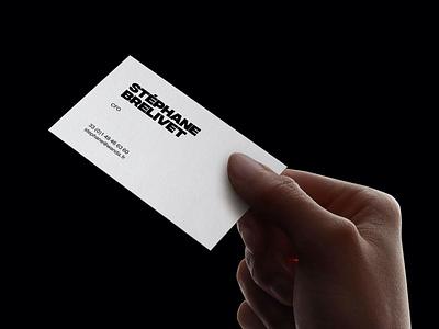 WANDA® typography vector promo minimal branding identity branding identity design. businesscard