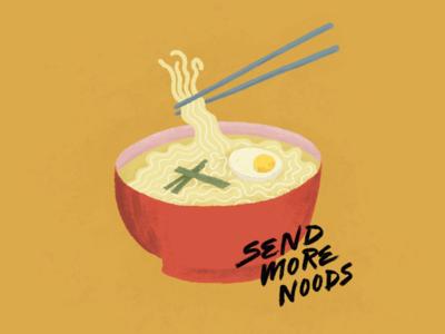 Send More Noods