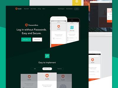 Introducing Passwordless passwordless login ux ui product design