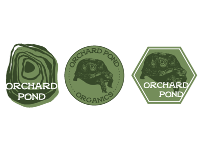Orchard Pond Logos