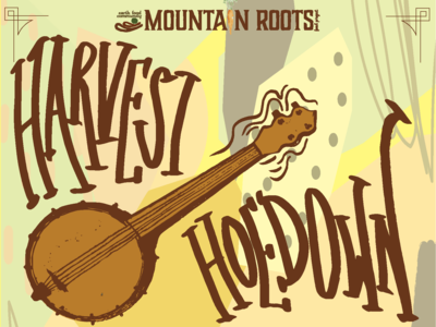 Harvest Hoedown for Mountain Roots Food Project