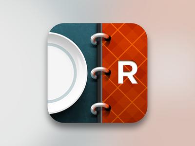 Recipeas iOS App Icon