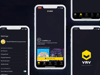 VRV for iPhone