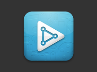 Pivotshare App Icon