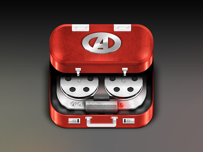 Secret Mission iOS App Icon