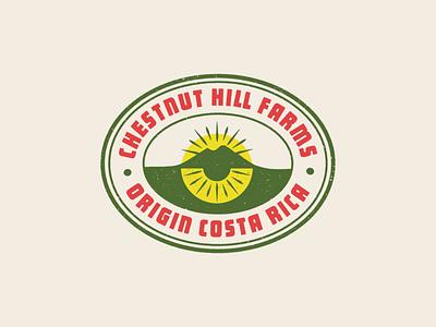Chestnut Hill Farms mountain