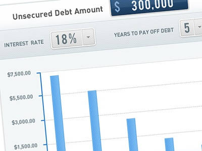 Simple Chart :) chart bar bars results calculator custom simple simplistic clean pro