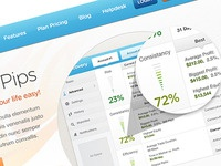 Dashboard & Website