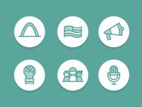 Stl Speaks Icons