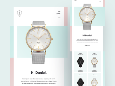 berlin watches ui design uidesign berlin minimal design ui