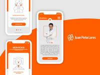 Juan Peña Lares Web Design