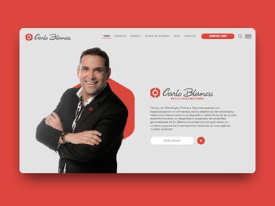 Carlo blanco website
