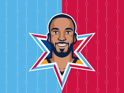 All-Star Player Illustrations