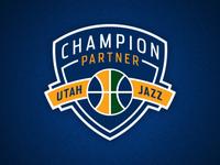 Utah Jazz Champion Partner