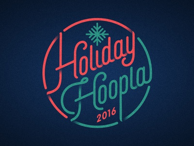 Holiday Hoopla