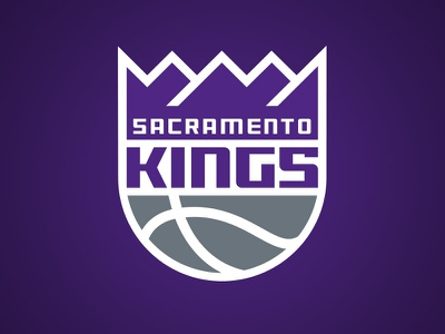 Sacramento Kings nba logo type crown kings basketball sacramento athletics