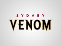 Sydney Venom Word Mark