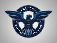 Copper Hill Ninth Ward Falcons Alternate