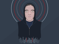 Mr. Robot - Illustration