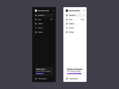 Navigation for Cevoid platform cevoid