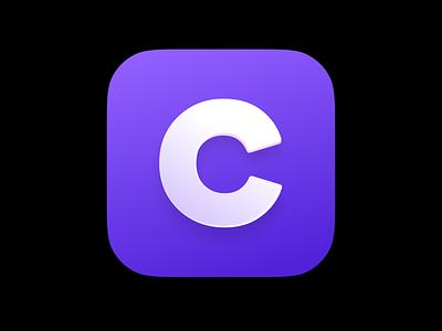Cevoid App Icon framer app icon branding cevoid