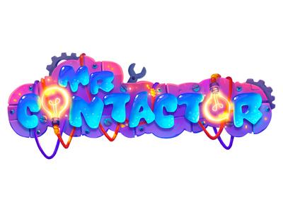 Mr Contacrot game logo