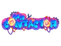 Mr Contacrot game logo