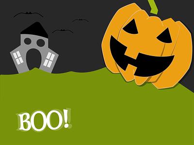 Spooky Design haunted house pumpkin halloween 2021 halloween design design 2021 halloween spooky spooky design
