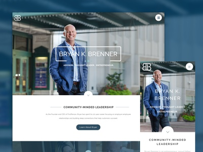 Bryan Brenner Personal Website indianapolis leader personal business blue public figure entrepreneur