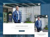 Bryan Brenner Personal Website