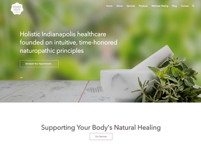 Organic Health Alliance naturopath herbal medical doctor nutrition lifestyle healthy natural
