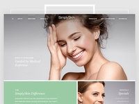 MedSpa Homepage Visual