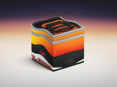 Nike Air Max 97 - Sunset Pack